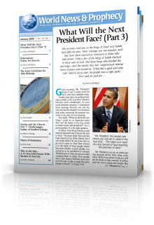 World News and Prophecy January 2009