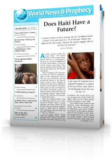 World News and Prophecy January - February 2010