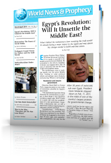 World News and Prophecy March - April 2011