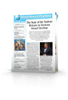 World News & Prophecy September - May 2009