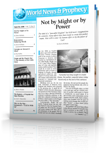 World News and Prophecy September - October 2008