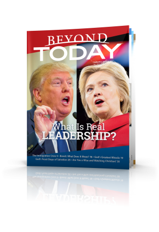 Beyond Today Magazine - September/October 2016