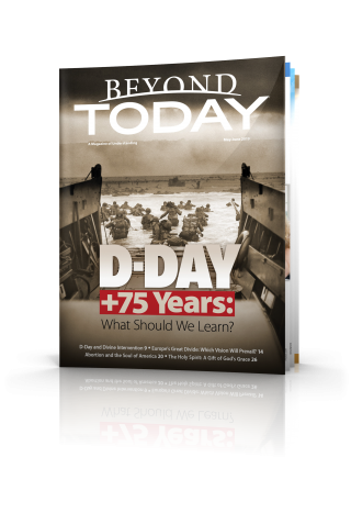 Beyond Today magazine - May/June 2019