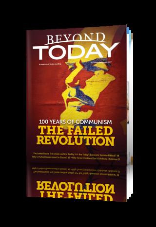 Beyond Today magazine - November/December 2017