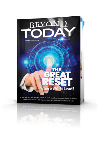 Beyond Today Magazine - September/October 2021