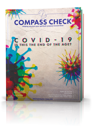 Compass Check Summer 2020 Tilted Cover