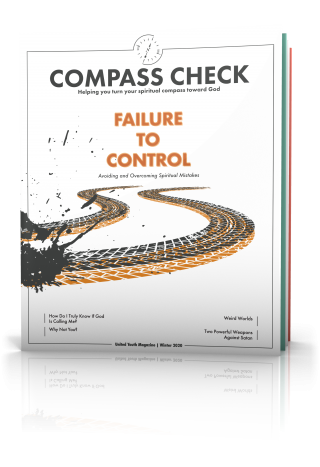 Compass Check Winter 2020 cover