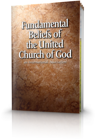 Fundamental Beliefs of the United Church of God booklet