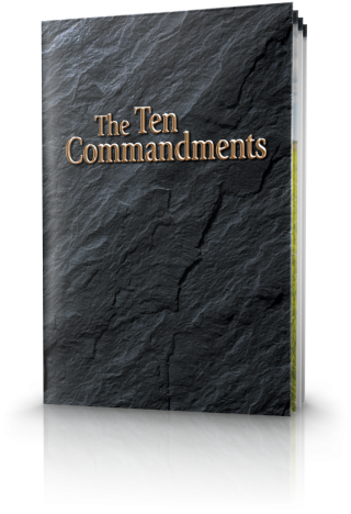 The Ten Commandments (Exodus 20 & Deuteronomy 5)