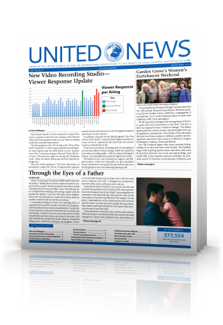 United News: March - April 2019
