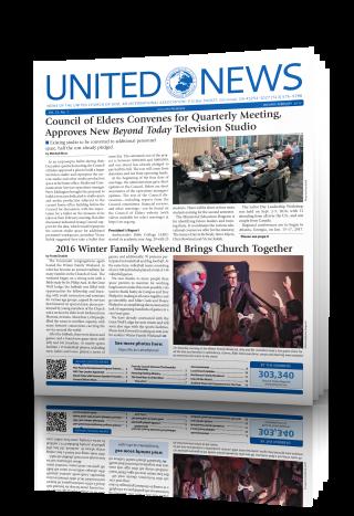 United News January - February 2017