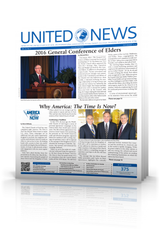 United News July-August 2016.