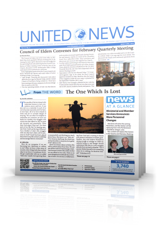 United News - March/April 2015