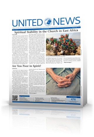 United News March - April 2017