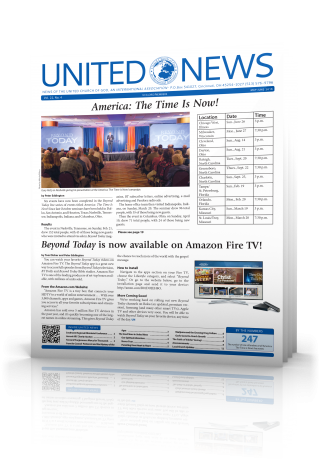 United News May-June 2016