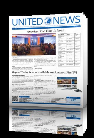United News May-June 2016