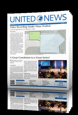 United News May - June 2017