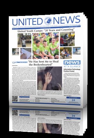 September - October issue of United News.