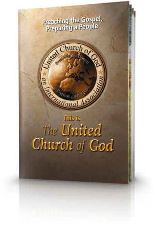 This Is the United Church of God booklet