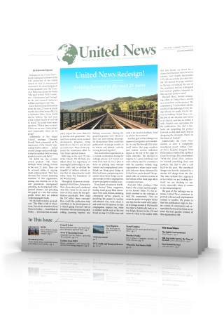 United News January-February 2020 Cover Page