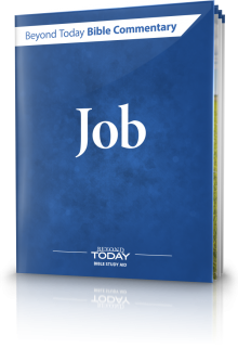 Beyond Today Bible Commentary: Job
