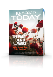 Beyond Today magazine - September/October 2018