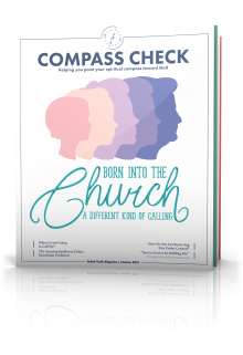 Compass Check Summer 2018 Cover
