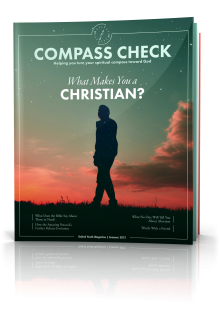 Compass Check Summer 2021 Cover, Tilted