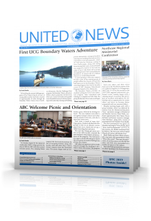 United News September-October 2019 Cover Page