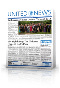 United News - July/August 2013