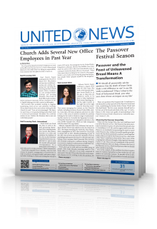 United News - March/April 2016
