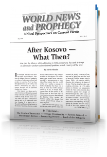 World News and Prophecy April - May 1999