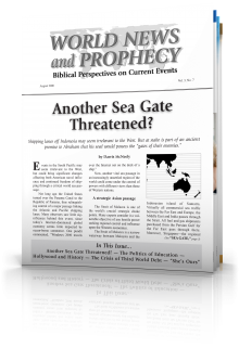 World News and Prophecy August 2000