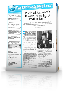 World News and Prophecy August 2006