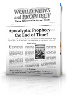 World News and Prophecy December 1999