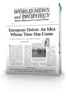 World News and Prophecy January 2001