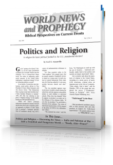 World News and Prophecy July 1999