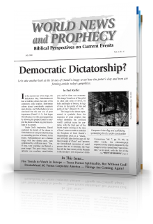 World News and Prophecy July 2000