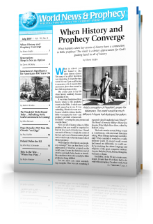 World News and Prophecy July 2007