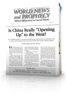 World News and Prophecy June 2000