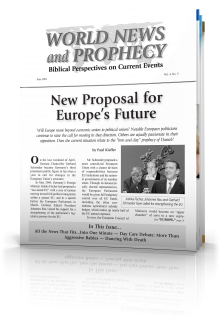 World News and Prophecy June 2001