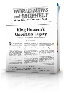 World News and Prophecy March 1999