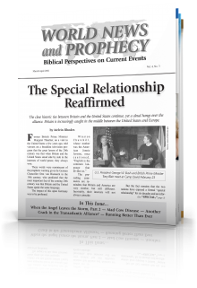 World News and Prophecy March - April 2001