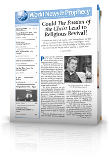 World News and Prophecy March - April 2004