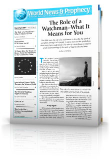 World News and Prophecy March - April 2007