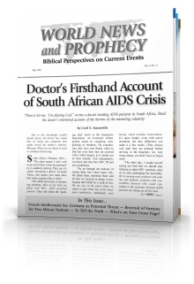 World News and Prophecy May 2001