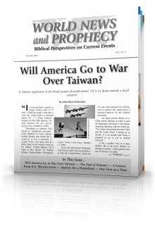 World News and Prophecy November 2000