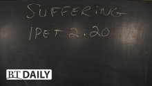 BT Daily Series - Suffering