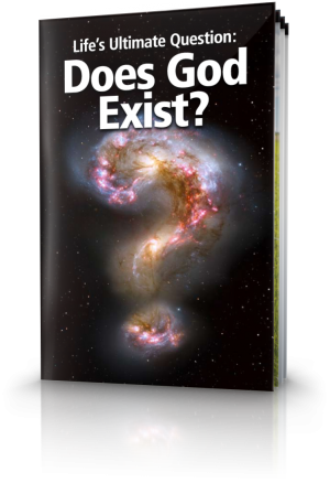 Life's Ultimate Question: Does God Exist?