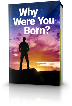Booklet cover: Why Were You Born?